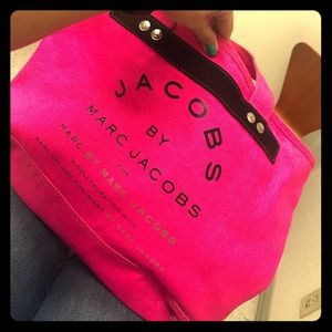 Marc Jacobs Hot Hot Pink bag